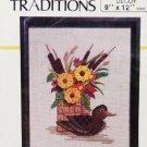 Studio Twelve Stitchkins Mini Fleur Decoy Kits Instant Stitchery Traditions 2920