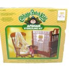 Appalachian Artworks Cabbage Patch Kids Afghan Stenciling Kit Easy To Crochet