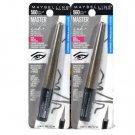 Maybelline Set 2 Master Precise Ink Metallic Liquid Eyeliner #560 Stellar Sand