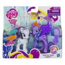 My Little Pony Princess Luna & Rarity w/FREE Pony Blind Bag