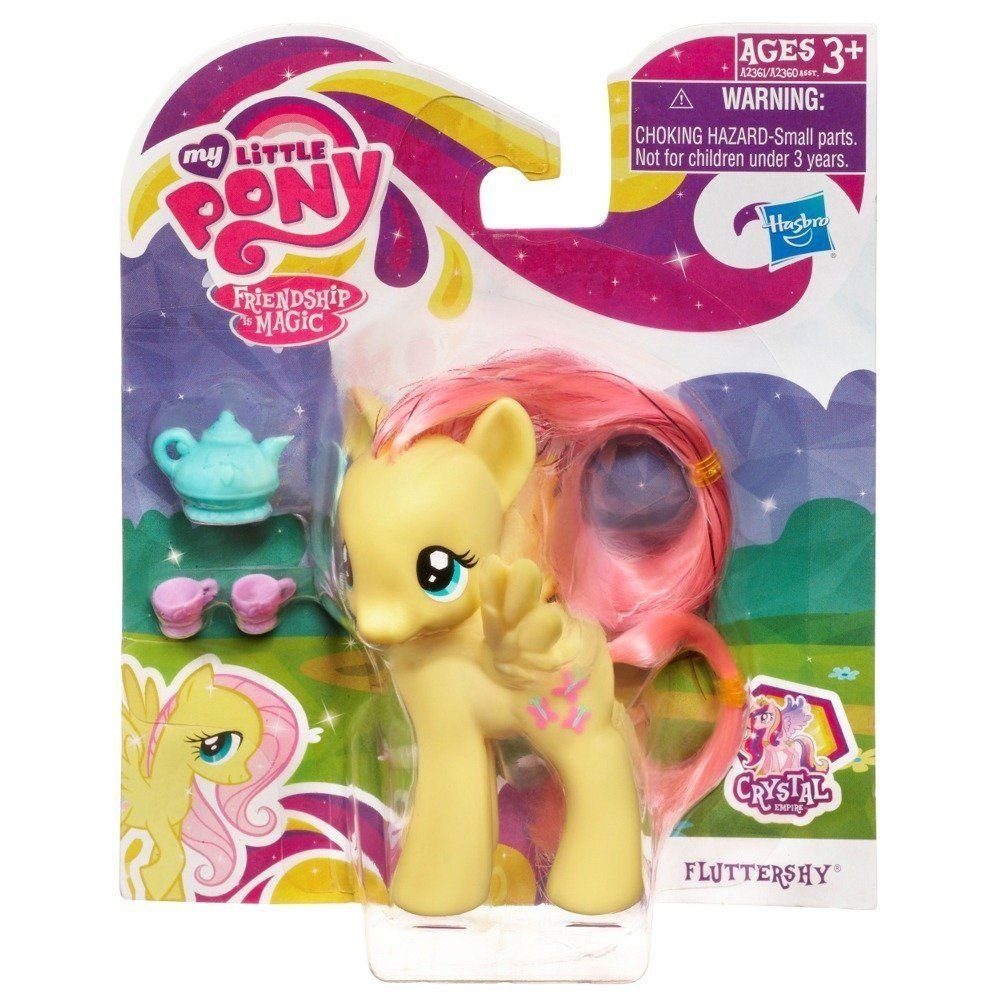 My Little Pony Fluttershy (Crystal Empire)