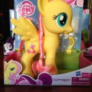 "My Little Pony Deluxe 9"" Brushable Fluttershy w/FREE Pony Blind Bag"