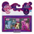 My Little Pony Pony Lesson Silver Spoon, Twistaloo, Cherilee w/FREE BLIND BAG