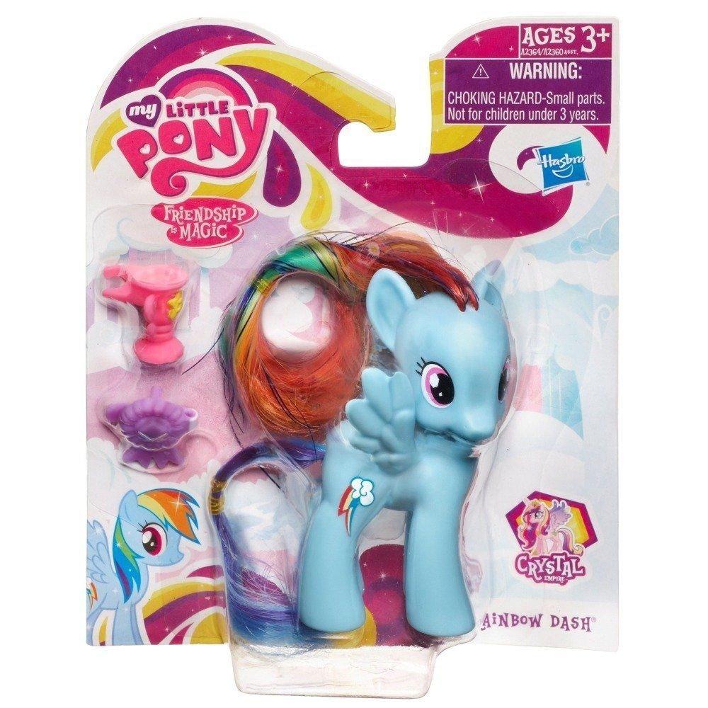 My Little Pony Rainbow Dash (Crystal Empire)