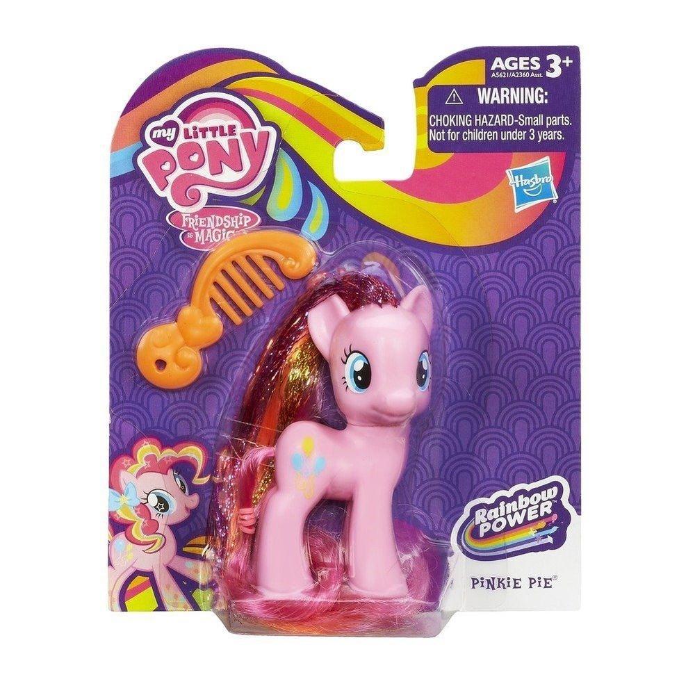 My Little Pony Pinkie Pie Rainbow Power w/FREE Pony Blind Bag