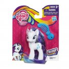 My Little Pony Rarity Rainbow Power w/FREE Pony Blind Bag