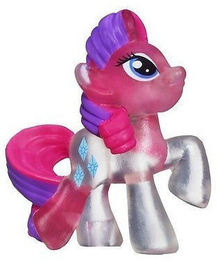 My Little Pony Blind Bag Rarity (Neon Collection Unopened)
