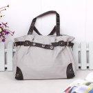 Women Canvas Messenger Grey Bag Model WCM1180