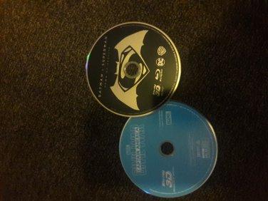 3D Captain America Civil War in Batman vs Superman 3d only no cases
