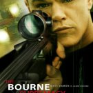 "MATT DAMON JULIA STILES BRIAN COX SIGNED X6 ""THE BOURNE SUPREMACY"" SCRIPT RPT"