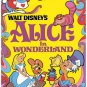 "KATHRYN BEAUMONT STERLING HOLLOWAY SIGNED ""ALICE IN WONDERLAND"" 1951 SCRIPT RPT"