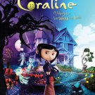"DAKOTA FANNING TERI HATCHER KEITH DAVID SIGNED X5 ""CORALINE"" MOVIE SCRIPT RPT"