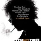 "HEATH LEDGER CATE BLANCHETT MICHELLE WILLIAMS SIGNED ""I'M NOT THERE"" SCRIPT RPT"