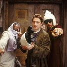 """MARTIN FREEMAN MOS DEF SIGNED X7"""" HITCHHIKER'S GUIDE TO THE GALAXY"""" SCRIPT RPT"""