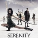 "JOSS WHEADON SUMMER GLAU NATHAN FILLION SIGNED X10 ""SERENITY"" MOVIE SCRIPT RPT"