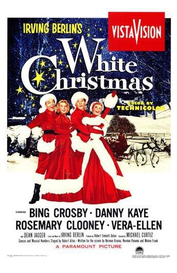 BING CROSBY DANNY KAYE ROSEMARY CLOONEY SIGNED X5 WHITE CHRISTMAS SCRIPT RPT