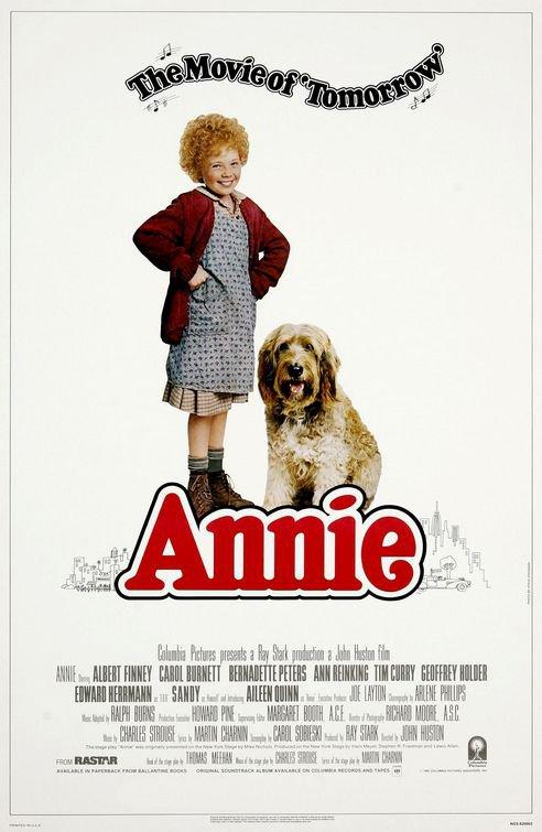 "CAROL BURNETT ALBERT FINNEY TIM CURRY SIGNED X4 ""ANNIE"" 1982 MOVIE SCRIPT RPT"