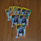 1990 topps traded john olerud rookie card lot..