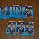 1990 topps fred mcgriff lot.