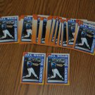 1990 topps ryne sandberg all star lot.