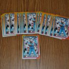 1990 topps marquis grissom rookie card lot..