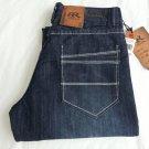 Men's Blue Rag Premium Denim Slim Straight Jeans Size 32, 34, 36 X 34 SRP $124
