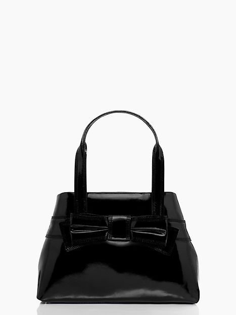 Kate Spade New York Claverly Maryanne Patent Leather Shoulder Bag NWT: SRP:$428