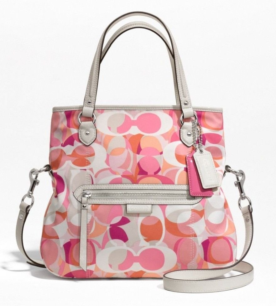 COACH DAISY KALEIDOSCOPE PRINT MIA SHOULDER BAG/CROSSBODY-NWT-SRP: $298