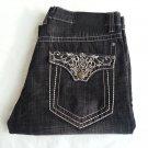 Men's Delf Original Denim Jeans in Dark Blue-Size 38 x 32-NWOT