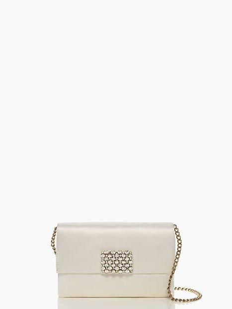 kate spade handbag wedding belles alouette Bridal Cream or Pink-NWT-RP: $298