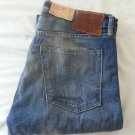 Denim & Supply Ralph Lauren Jeans Straight-Fit Catskill Wash Sz 32 x 30 NWT