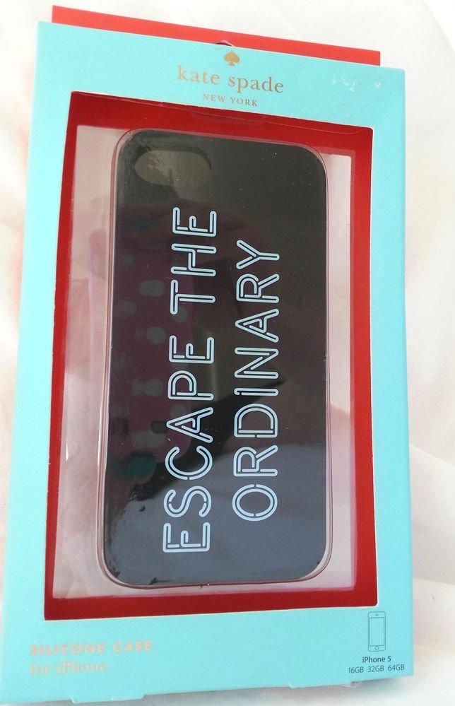 kate spade new york iPhone 5 case in 3 styles-NIB-RP: $35.00