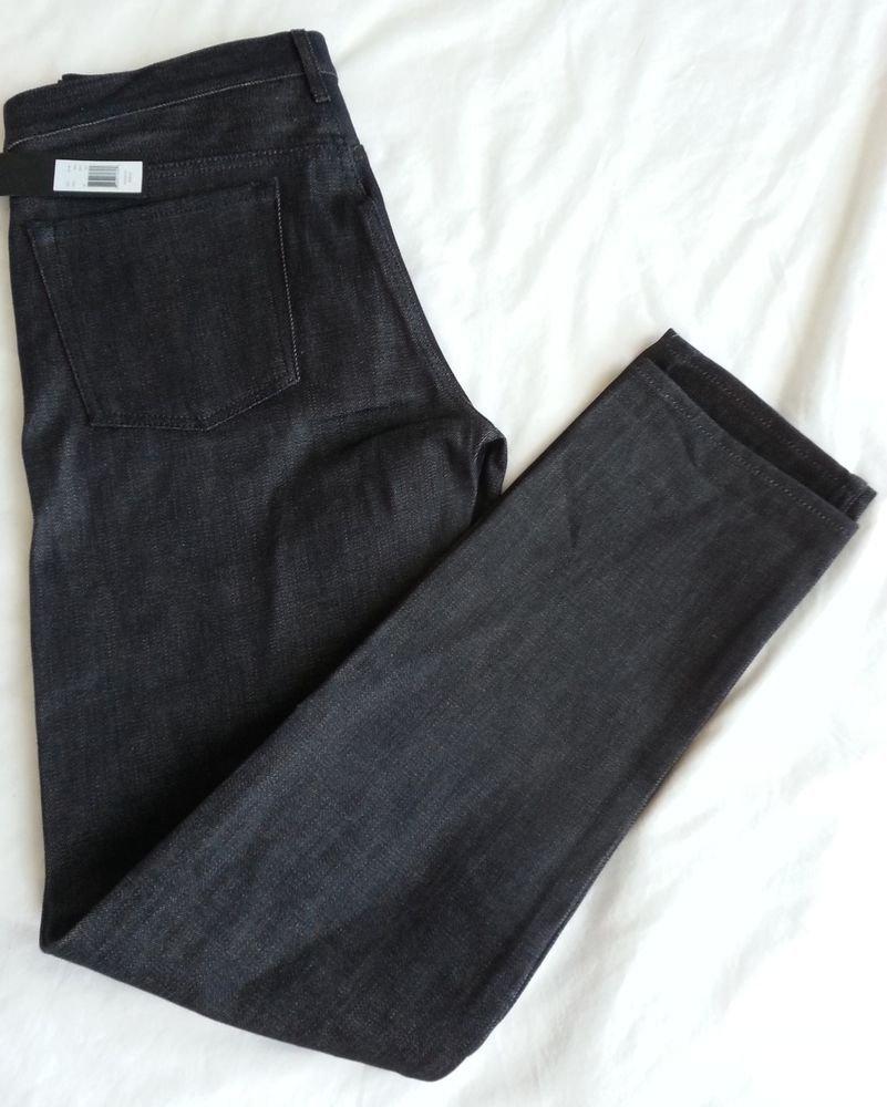 Marc by Marc Jacobs Uniform Fit Indigo Rigid Jeans-Size 32 x 34-NWT-SRP:$248
