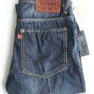Superdry Officer Men's Denim Jeans Denim in Capital Dark Wash 30x32-NWT-SRP:$115