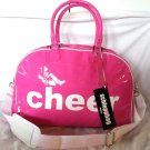 Trumpette PVC Large 'Cheer' Schleppbag Bag in Hot Pink-NWT-RP: $80+
