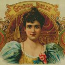 Golden Belle Counted Cross Stitch - Aida 14 Count