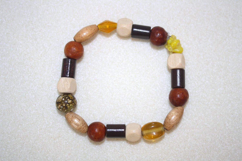 Sun N' Earthtone Bracelet - Item #B4