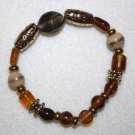 Shades of Brown Bracelet - Item #B13