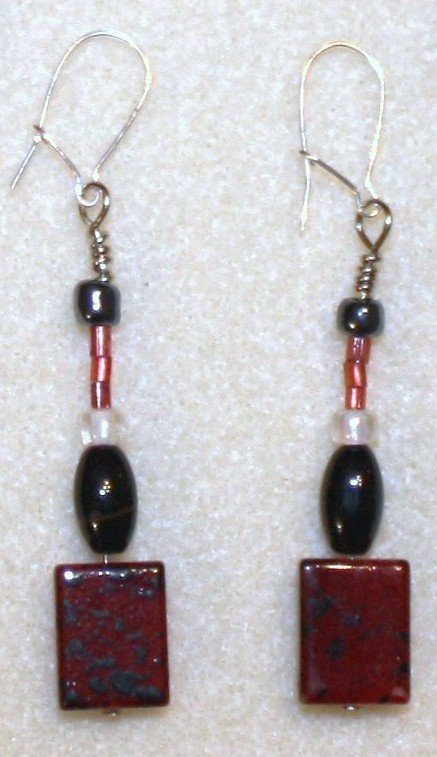 USC or UGA Fan Earrings - Item #USC2E