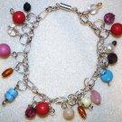 Bead Charm Bracelet - Item #B37