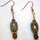 Colors of the Rainforest Earrings - Item #E171