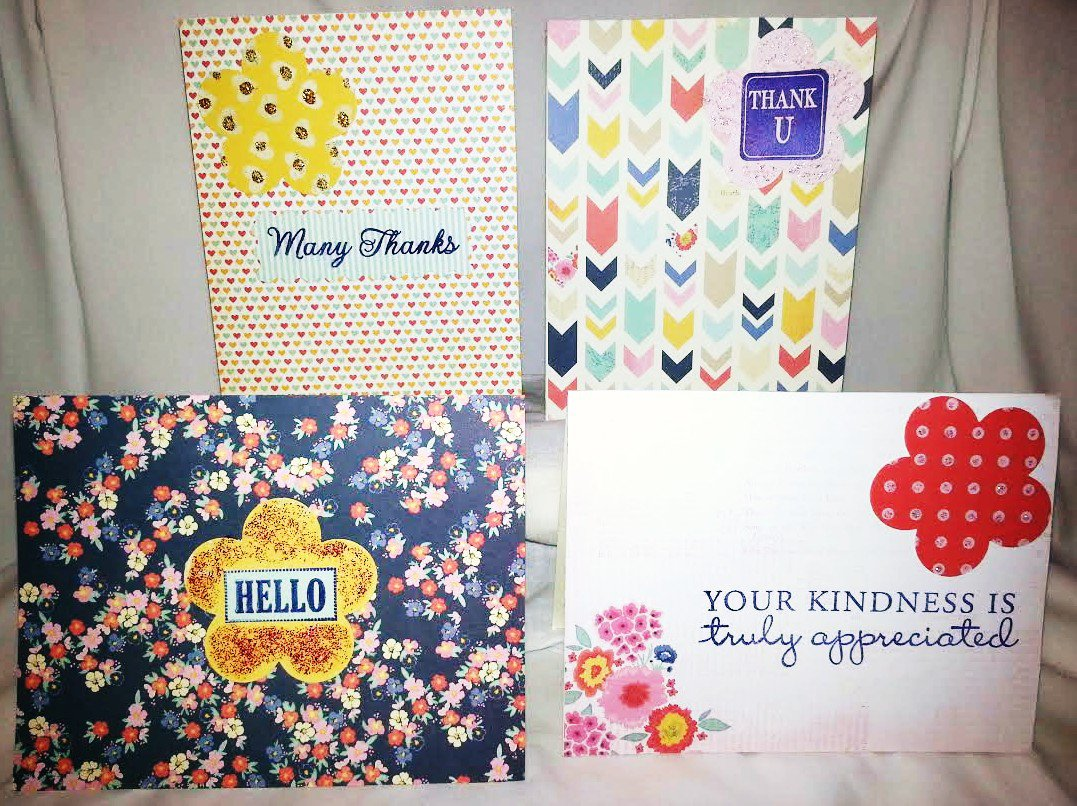 Bright N' Happy Notecard Set - Item #NCS40