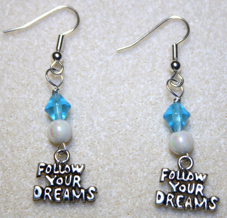 Follow Your Dreams Earrings - Item #E259