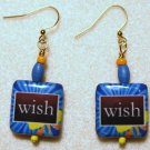 Make a Wish Earrings - Item #E273