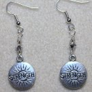 Inner & Outer Strength Earrings - Item #E292