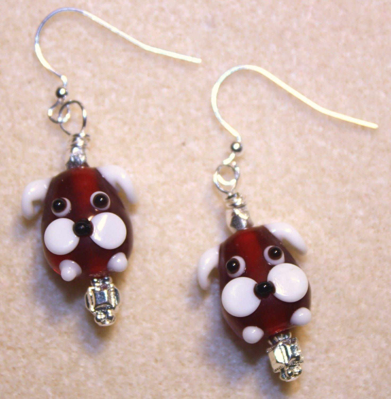 Red Rover Earrings - Item #E408