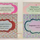 """Wise Sayings"" Notecard Set - Item #NCS49"