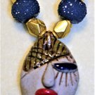 Winking Diva Necklace - Item #N20B