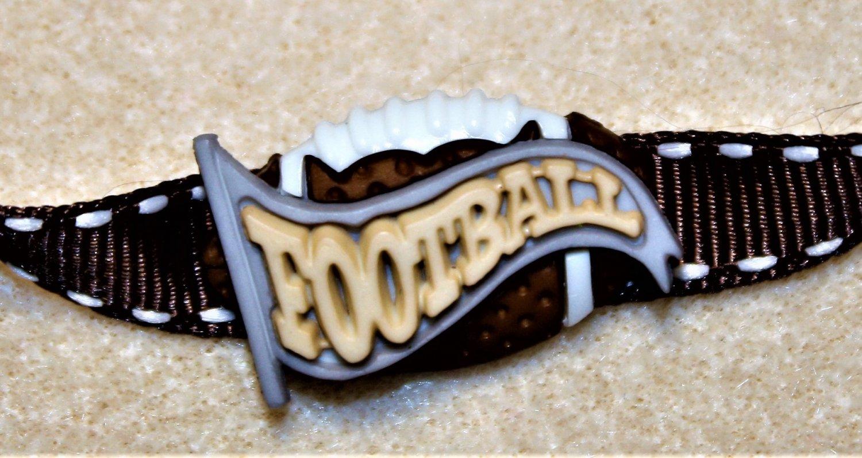 Football Bracelet - Item #CHBR22
