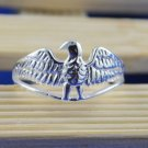 Eagle Design Ring- .925 Sterling Silver